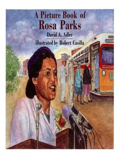 This Is A Book, The Book, Rosa Parks Book, Rosa Parks Pictures, Rosa Parks Biography, Accelerated Reader, Civil Rights Movement, Children's Literature, Martin Luther King
