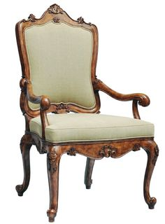 Sienna French Arm Chair available @ CoachBarn.com is a timeless design #coachbarn #seating