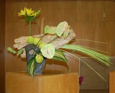 LAVGC: Special Interests: Multi-Rhythmic Design Floral Arrangements (Livermore Amador Valley Garden Club)