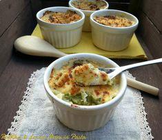 Tortini di broccoli