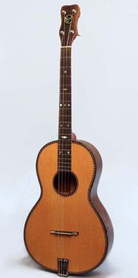 Regal  'Professional' Flat Top Tenor Guitar ,  c. 1929