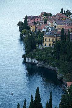 Varenna, Lake Como | by bobsakson), Varenna, Province of Lecco , Lombardy region Italy