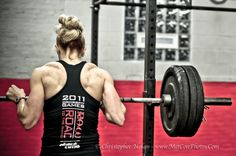 CrossFit-that's some serious definition.