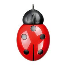 Unique Novelty Computer Mice | Cool Designer Computer Gifts and Gadgets - LADYBUG