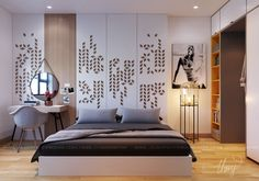 trendy Ideas for bedroom design rustic chic head boards Bedroom Colors, Bedroom Sets, Bedroom Decor, Bed Back Design, Bed Design, Master Bedroom Design, Modern Bedroom, Bedroom Designs, Modern Beds