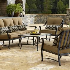 Exterior:Stylish Lazy Boy Outdoor Furniture Ottawa Also Reviews On Lazy Boy Outdoor Furniture Enjoying Outdoor