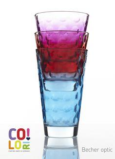 Glass 'optic' by Leonardo