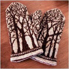 ВАРЕЖКИ.КРАСИВЫЕ СХЕМЫ ДЛЯ РУКАВИЦ - Варежки,перчатки,митенки