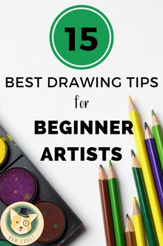 Here are 15 of the best drawing tips for beginner artists. These are my best tricks and tips to help improve your artwork as an artist. Drawing Tutorials For Beginners, Drawing Tips, Cool Drawings, Improve Yourself, I Am Awesome, Corgi, Artwork, Artists, Corgis