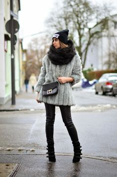 agnesska fashion: Winter is coming !