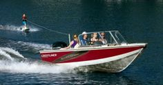 Crestliners are much more than fish boats