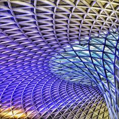 Kings Cross (ampl) - London, England / 2012 /  John McAslan + Partners