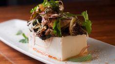 Award winning food at uchi and uchiko - so many amazing places to eat in Austin!