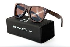 695ee95451 Amarantto - Exotic Line: Modelo Maya - Gafas de sol unisex, con montura de