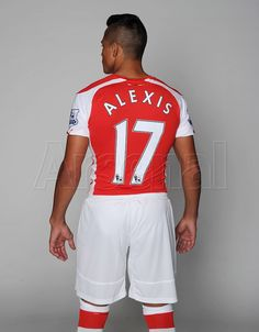 Alexis Sanchez se suma al Arsenal ingles. Un grande!