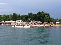 Mitchell's marina