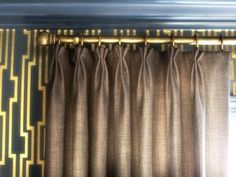 Give your window treatments a custom look with these easy DIY ideas.