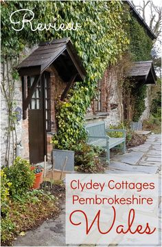 My review of Clydey Cottages, Pembrokeshire in Wales - we stayed in the one-bedroom Ivy Cottage for two nights, checking out the family-friendly facilitires and joining in the animal feeding. A great holiday cottage for a family holiday in Wales, as well as a base for exploring Pembrokeshire with kids