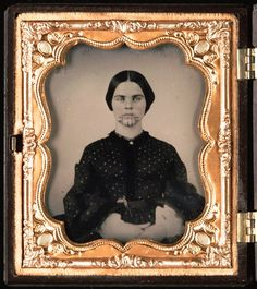 vintage everyday: Olive Oatman - The Girl with the Tattooed Face Captured by Indians in 1851, then 14 yr old Olive Oatman and her 7 yr old sister Mary Ann were adopted by a second tribe (and tattooed). After her younger sister's death, Olive returned to white society in 1856, and after she wrote her autobiography, toured as a celebrity. (TAG: PUBLIC DOMAIN)