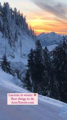 Swiss Travel Pass, Swiss Ski, Stuff To Do, Things To Do, Lucerne Switzerland, World View, Europe Destinations, Train Rides, Winter Activities