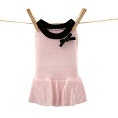 louisdog ★Cashmere Feather Dress