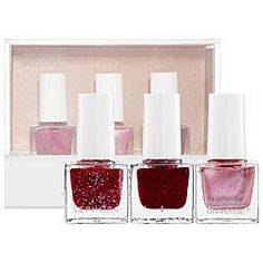 Sephora   Pantone Universe Opulent Lacquer Trio RED Limited Edition -- You can get additional details at the image link.