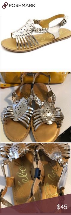 NORDSTROM REBELS GOLD BOHO SANDALS 💗Condition: EUC, No flaws, no rips, holes or stains. Only bottom sole reflects that is was used once. Color gold, noticed due to the nature of the leather, color is not perfect. Shoes upper is leather.  💗No trades, No returns. No modeling  💗 If you want to resell the item, yes, you are allowed to use my photos. 💗Shipping next day. Beautiful package! 💗ALL ITEMS ARE OWNED BY ME. NOT FROM THRIFT STORES 💗All transactions video recorded to ensure quality…
