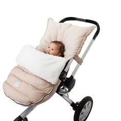 There's nothing quite like a brisk winter walk, especially when wintertime cabin fever is setting in (RED RUM… RED RUM). And while you may work up a sweat pushing the stroller around, your baby is just sitting there in the...