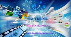 Skies Technologies  We are privileged to have team of web application development professionals who are skilled to adapt according to the need of their project, company's services, goals and finally your budget. We have a strong base of in-house development staff that has an expertise in server configuration, installation, internet infrastructure and security planning which are essential to meet the present as well as future business requirements.