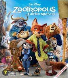 Zootropolis – eläinten kaupunki (Zootopia)