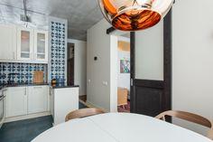 Трёхкомнатная квартира в стиле модерн на «Октябрьском поле». Изображение №9.