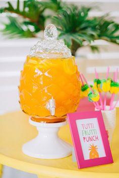 Festa das frutas - Maternidade Colorida