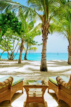 A romantic spot for two. Galley Bay Resort & Spa (St. John's, Antigua and Barbuda)