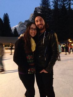 Esther and Avi, the best sibling duo the A Cappella community has ever known!!! :)
