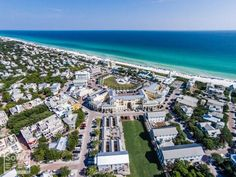 the amphitheater of seaside, florida
