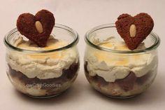 LowCarb Lebkuchen-Eierlikör-Dessert