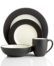 Dinnerware Sets and Fine China - Macyu0027s  sc 1 st  Pinterest : wedgwood casual dinnerware - pezcame.com