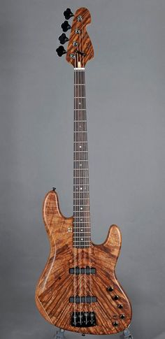 Sandberg California TT4 with bookmatched Koa top