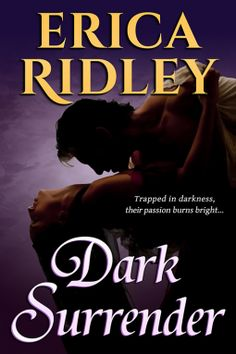 #BookReview Dark Surrender by Erica Ridley | A Book, A Beer, & A Dream