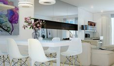 Modern minimalistic interiors - Zen decor: Philosophy or magic.