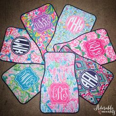 Monogrammed Lilly Pulitzer Inspired Car Mats by Adorable Accents Lilly Pulitzer, Nissan, Pink Car Accessories, Chevron, Mickey Mouse, Gif Disney, Disney Food, Car Essentials, Image Clipart