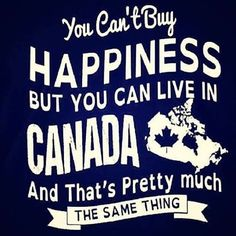 Happy Canada Day Because we're all proud of our country, aren't we? Canadian Things, I Am Canadian, Canadian Girls, Canada Quotes, Canada Memes, Canada Humor, Canada Funny, All About Canada, Meanwhile In Canada