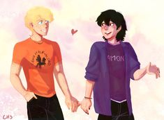 Solangelo by captain
