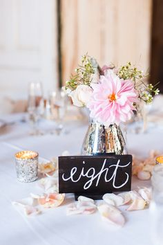 Table 8: http://www.stylemepretty.com/california-weddings/nipomo/2015/06/12/rustic-romantic-spring-wedding-at-dana-powers-house/ | Photography: Candice Benjamin - http://www.candicebenjamin.com/