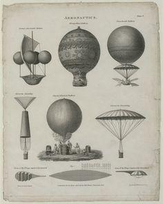 Aeronautics - Joseph clement engraving 1818 Library of Congress  http://lcweb2.loc.gov/service/pnp/ppmsca/02500/02505v.jpg