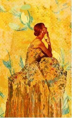 The Yellow Wallpaper-Charlotte Perkins Gilman | The Yellow ...