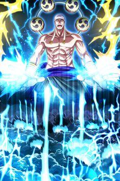 'Eneru - One Piece' iPhone Case by One-piece-World One Piece Anime, One Piece Comic, Zoro One Piece, One Piece World, One Piece Fanart, One Piece Wallpapers, Fruit Du Demon, Manga Anime, Anime Art
