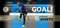 This looks like it's going to be a regular thing. #Jovetic Three in two.