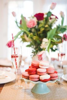 GALentine's Day Macaron Party with Your Besties!
