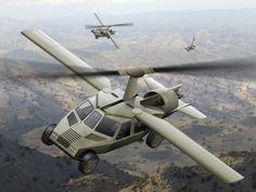flying car | Flying Humvee to Follow Flying Car